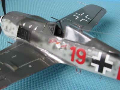 田宮Fw190A-8完成9