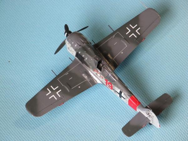 田宮Fw190A-8完成8