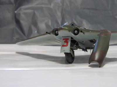 Ho229A-1b完成12