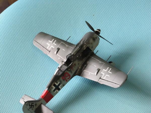 田宮Fw190A-8完成7
