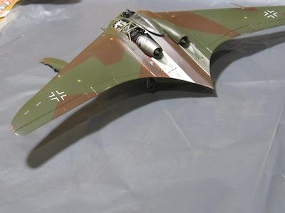 Ho229A-1b完成11