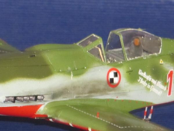 田宮模型Fw190D9完成㊾