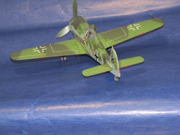 田宮模型Fw190D9完成⑥