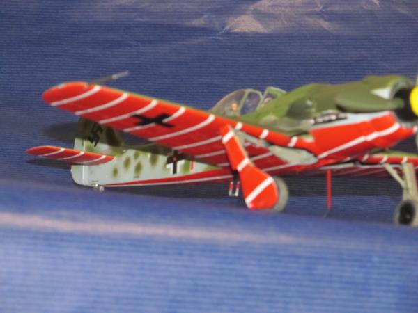 田宮模型Fw190D9完成㊵
