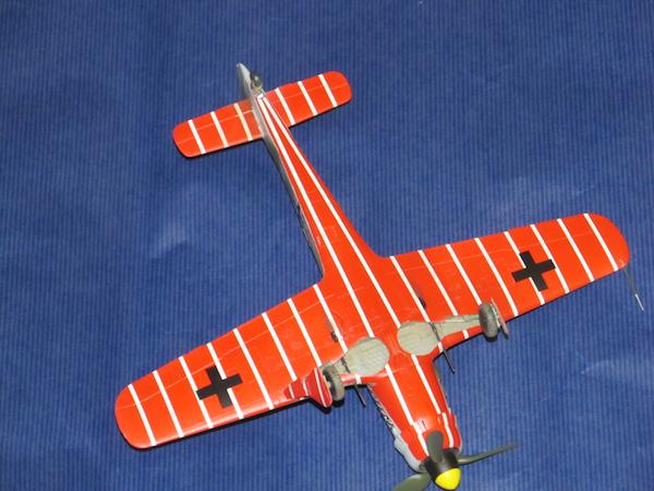 田宮模型Fw190D9完成㉑