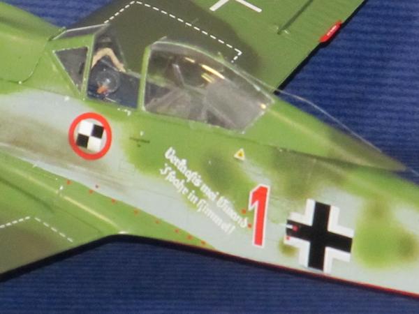 田宮模型Fw190D9完成⑦
